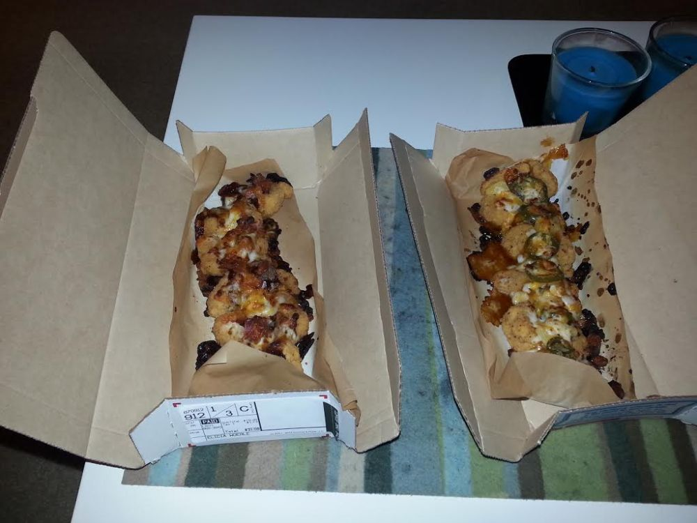 Fast Food Review - Domino's Specialty Chicken (2/2)